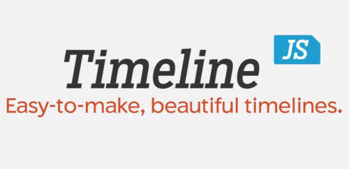 Timeline JS – Créer vos timelines interactives