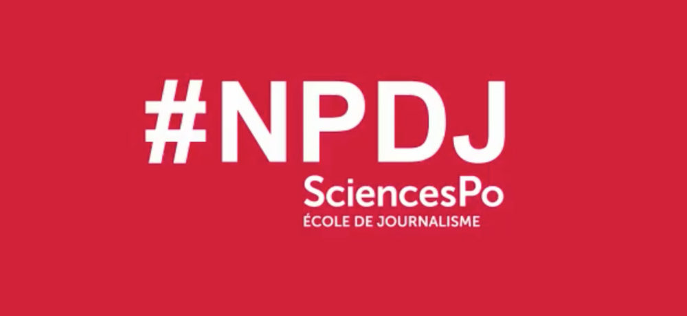Les nouvelles pratiques du journalisme – #NPDJ2017